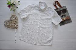 Рубашка H&M 9 - 10 лет, 134 - 140 см.