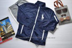 Спортивная кофта Polo Ralph Lauren 7 лет, 122 см.