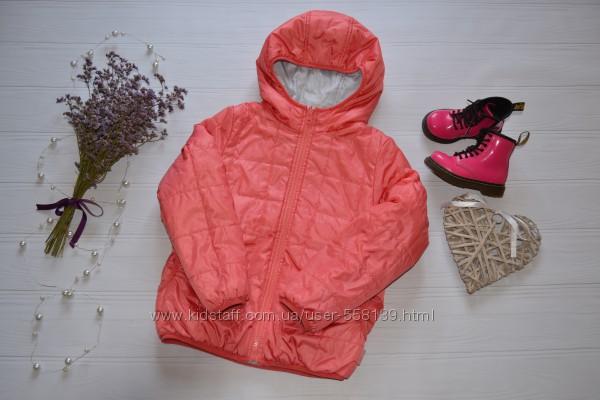 Курточка двухсторонняя Coccodrillo 9 лет, 134 см.