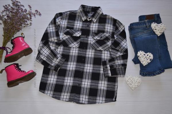 Рубашка Primark 11 - 12 лет, 146 - 152 см.
