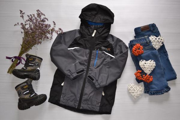 Курточка - ветровка Regatta 3 - 4 года, 98 - 104 см.