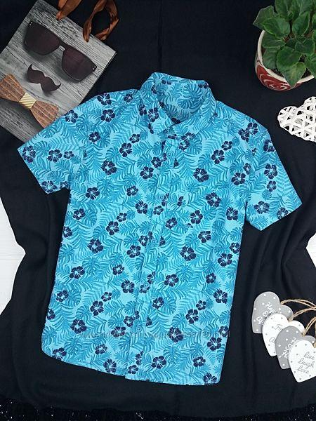 Рубашка Pep&Co  9 - 10 лет, 134 - 140 см.