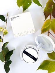 Увлажняющий кушон missha magic cushion moist up spf50