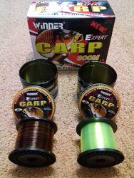 Леска Winner Original Expert Carp 1000м 0.32 - 0,40мм