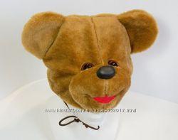 Карнавальная шапка-маска Медведь