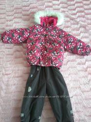 Зимний термо костюм Lenne р. 98