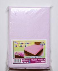 Непромокаемые махровые простыни на резинке ТМ Ярослав
