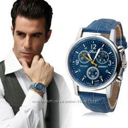 Стильные мужские часы Shshd Blue