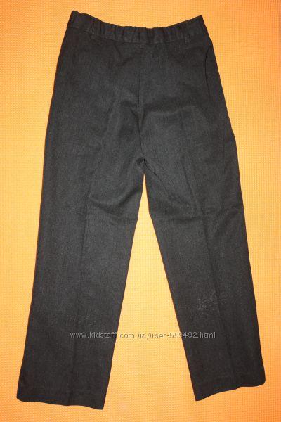 Школьные брюки ф. George, Next, M&S для мальчика 7-8-9-лет, р-128135