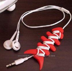 Органайзер для кабеля наушников