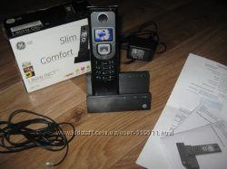 Цифровой радиотелефон Thomson с цветным дисплеем в идеале