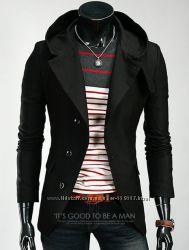 Мужское кашемировое пальто Стиль
