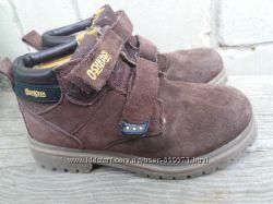 Туфли замшевые Osh Kosh 19. 5 см