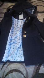 Демисезонное пальто, некст,5-6 лет,