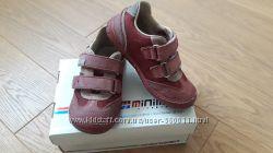 Туфли кроссовки Minimen 28 размера стелька 18 бу
