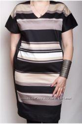 платье очень стройнящее хлопок италия 3 цвета