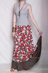 cупер платье сарафан макси 2цвета Украина -Италия