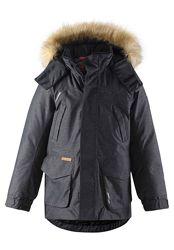 Зимняя куртка пуховик Reima Tec Ugra 158 164 см 12-14 лет Рейма парка