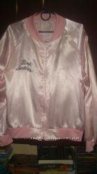 Стильные спортивные брендовые кофты отBiba. Pink Ledies