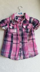 Рубашка Terranova состояние идеал ,  своя