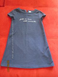 Стильное платье Reserved на 7-8 лет