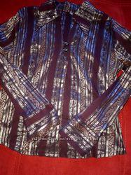 Модная нарядная рубашка-блузка.