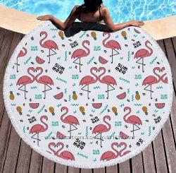 Пляжный коврик. Фламинго Sum mer
