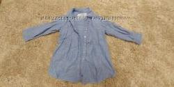 Джинсовая рубашечка