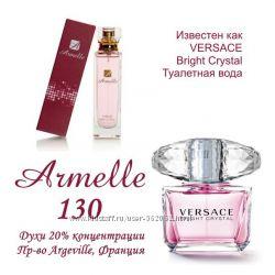 Духи  130 . Направленность на аромат Versace - Bright crystal
