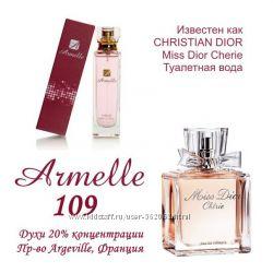Духи  109. Н Направленность на аромат Christian Dior - Miss Dior Cherie