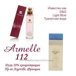 Духи  112. Направленность на Dolce & Gabbana - Light Blue