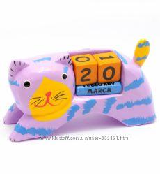 Вечный Календарь Быстрый Кот