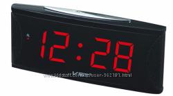 Настольные электронные говорящие часы VST 719T-1