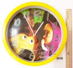 Детские настенные часы Маша и Медведь 5 видов