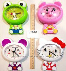 Детские настенные часы зверятя В-11814 вида