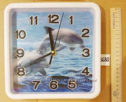 Детские настенные часы&nbsp5 видов QZ-88680