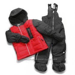 Зимние мембранные термокомплекты куртка и полукомбинезон NANO малышам