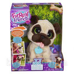 Игрушка Furreal Friends Интерактивный игривый щенок My Jumpin Pug Pet Plush
