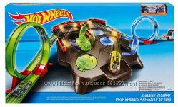 Гоночный трек Опасный рикошет Хот Вилс Hot Wheels  Rebound Raceway Playset
