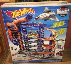 Hot Wheels Суперлегендарный гараж гигант Super Ultimate Garage оригинал