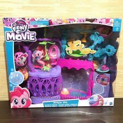 Игровой набор Замок Мерцание с русалкой Пинки Пай My Little Pony The Movie