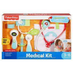 Игровой набор Фишер Прайс Медицинский набор&nbspFisher-Price Medical Kit&nb