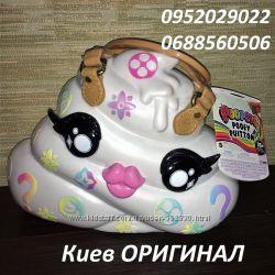 Игровой набор сумка с сюрпризами Пупси слайм Poopsie Pooey Puitton Slime