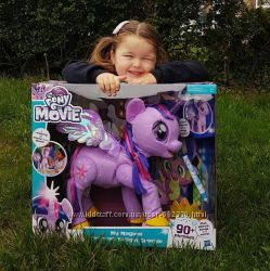 Интерактивная Твайлайт Спаркл Искорка Волшебная принцесса My Little Pony