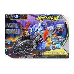 Игровой набор трасса для скричерс Огненный дракон Screechers Wild Fossil