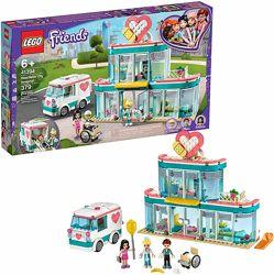 Конструктор LEGO Friends Heartlake City Hospital 41394 Лего оригинал