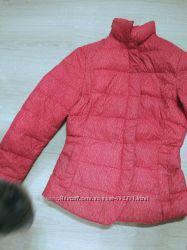 Яркая двусторонняя курточка benneton