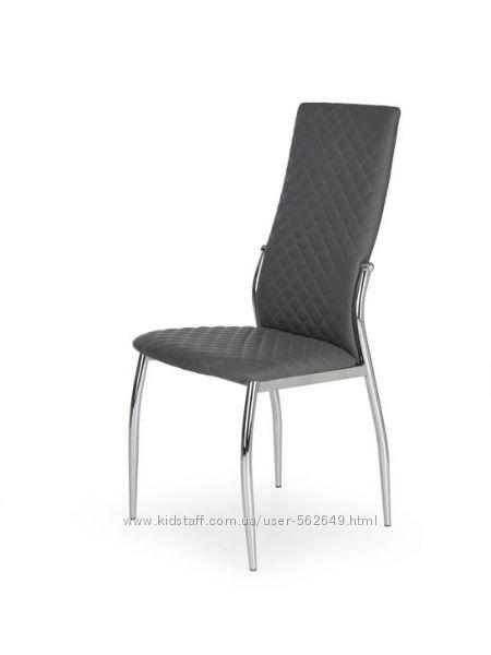 Стілець крісло кухонний Halmar K238 сірий