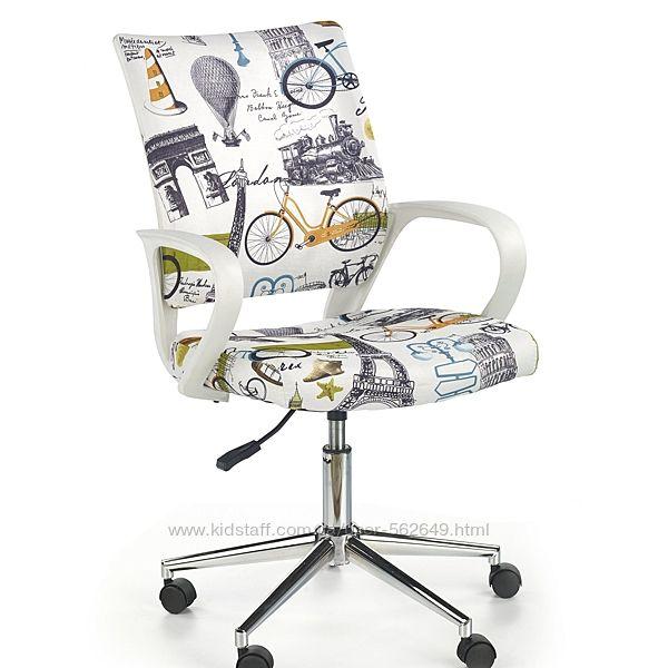 Крісло комп&acuteютерне підліткове Halmar IBIS три кольори