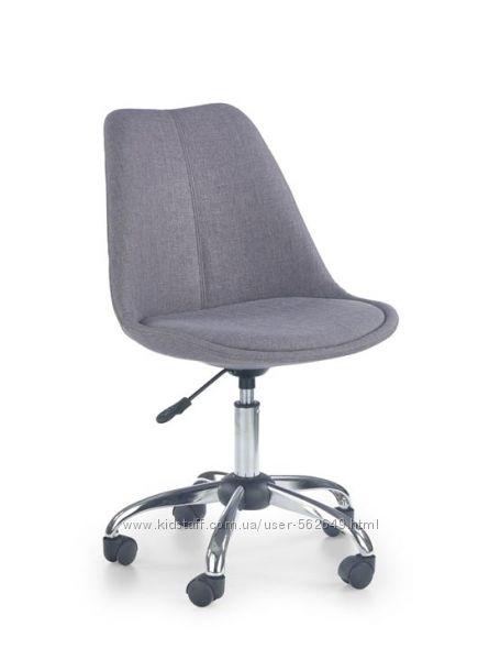 Кресло компьютерное подростковое Halmar Coco 4 серый
